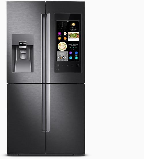 Холодильник, который делает покупки в интернете