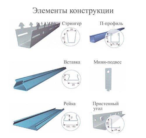 Как сделать реечный потолок: особенности установки (видео)