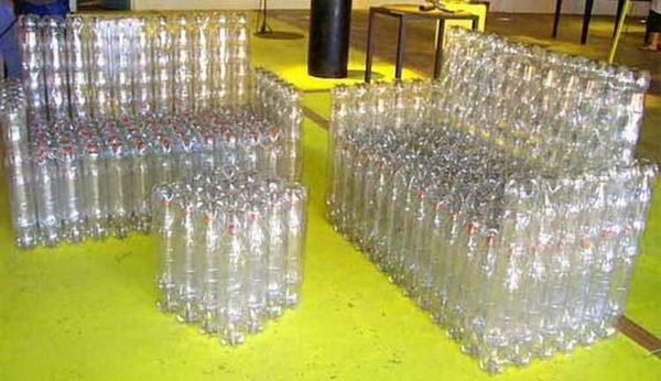 Что можно сделать из пластиковых бутылок