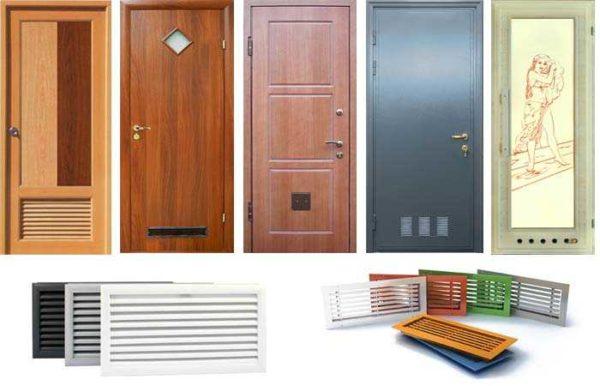 Двери для влажных помещений: в санузел (ванную и туалет)