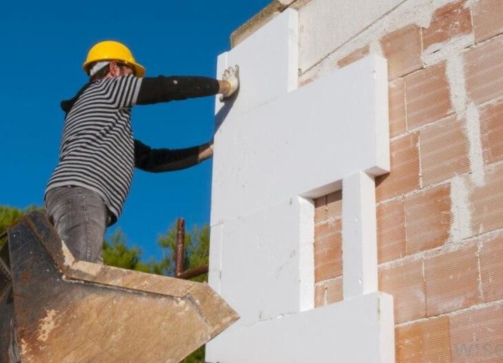 Фасадный пенопласт – декоративный утеплитель, не знающий конкурентов