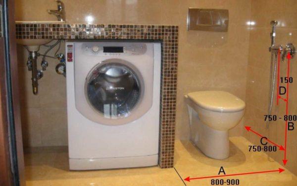 Как сделать гигиенический душ