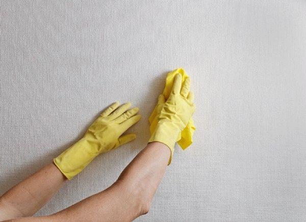Моющиеся влагостойкие обои: особенности поклейки, эксплуатации и снятия