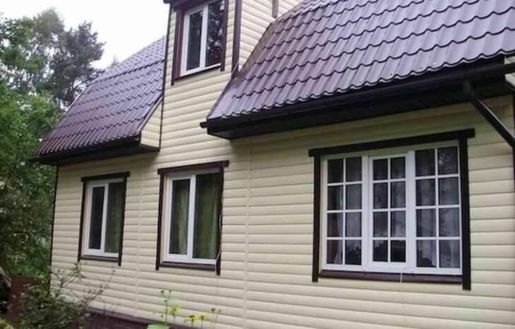 Не забываем о правильном выборе облицовочных материалов для фасадов домов