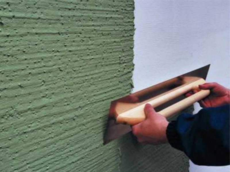 Обзор фасадных шпатлевок разных производителей и их особенности