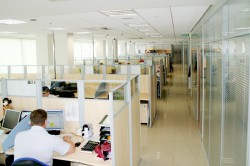 Офисные перегородки: вездесущая практичность