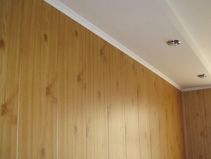 Отделка вагонкой жилых комнат, бань и фасадов