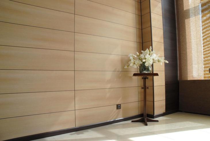 Пластиковые панели для стен, как способ украсить любое помещение