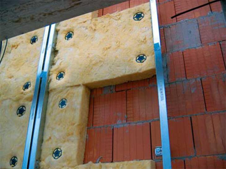 Проверенный способ самостоятельного утепления фасада минеральной ватой