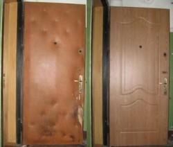 Реставрация старой двери - инструкция для домашних мастеров