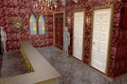Туалетные перегородки и ширмы для ванной