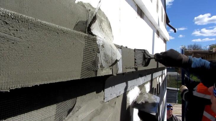 Утепление дома под штукатурку мокрый фасад для уюта и экономии энергоресурсов